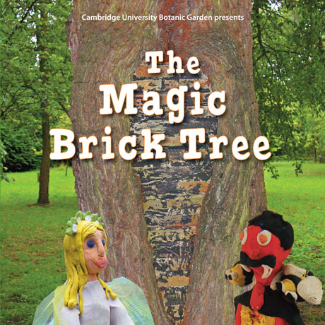 The Magic Brick Tree